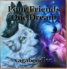 Four Friends One Dream