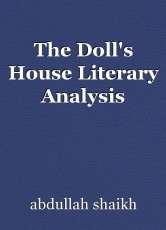 The Doll's House Literary Analysis