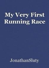 My Very First Running Race