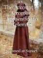 The Account of Acromon: Apprentice to Telemus