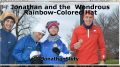 Jonathan and the  Wondrous Rainbow-Colored Hat
