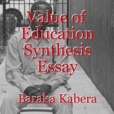 Value of Education Synthesis Essay