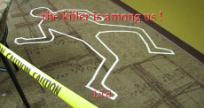 the killer is among us !