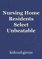 Nursing Home Residents Select Unbeatable Veggie