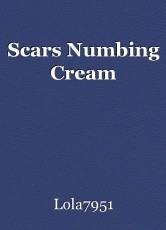 Scars Numbing Cream