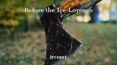 Before the Ice-Lorenzo