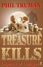 Treasure Kills, Legends of Tsalagee