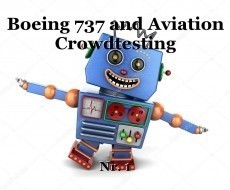 Boeing 737 and Aviation Crowdtesting