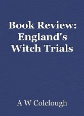 Book Review: England's Witch Trials