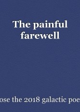 The painful farewell