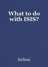 What to do with ISIS?