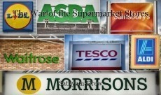 The War of the Supermarket Stores