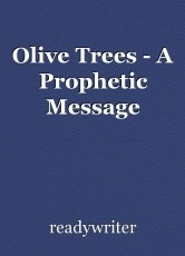 Olive Trees - A Prophetic Message