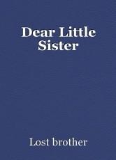 Dear Little Sister