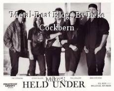 'Metal-Beat Blog,' By Deke Cockbern