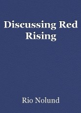 Discussing Red Rising