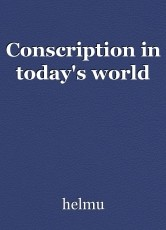 Conscription in today's world