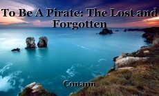 To Be A Pirate: The Lost and Forgotten