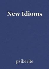 New Idioms