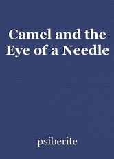 Camel and the Eye of a Needle