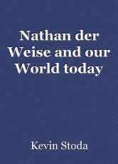 Nathan der Weise and our World today