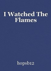 I Watched The Flames