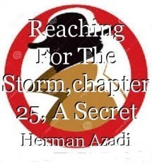 Reaching For The Storm,chapter 25, A Secret Agent