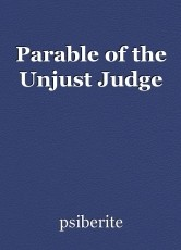 Parable of the Unjust Judge