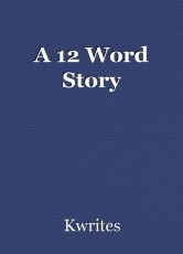 A 12 Word Story