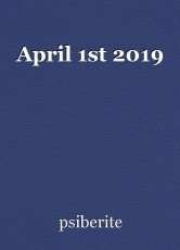 April 1st 2019