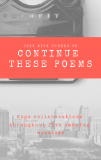 Continue These Poems!
