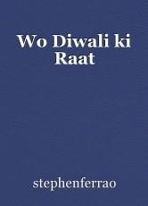 Wo Diwali ki Raat