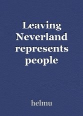 Leaving Neverland represents people