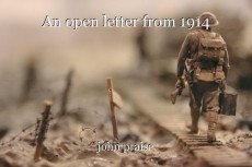 An open letter from 1914