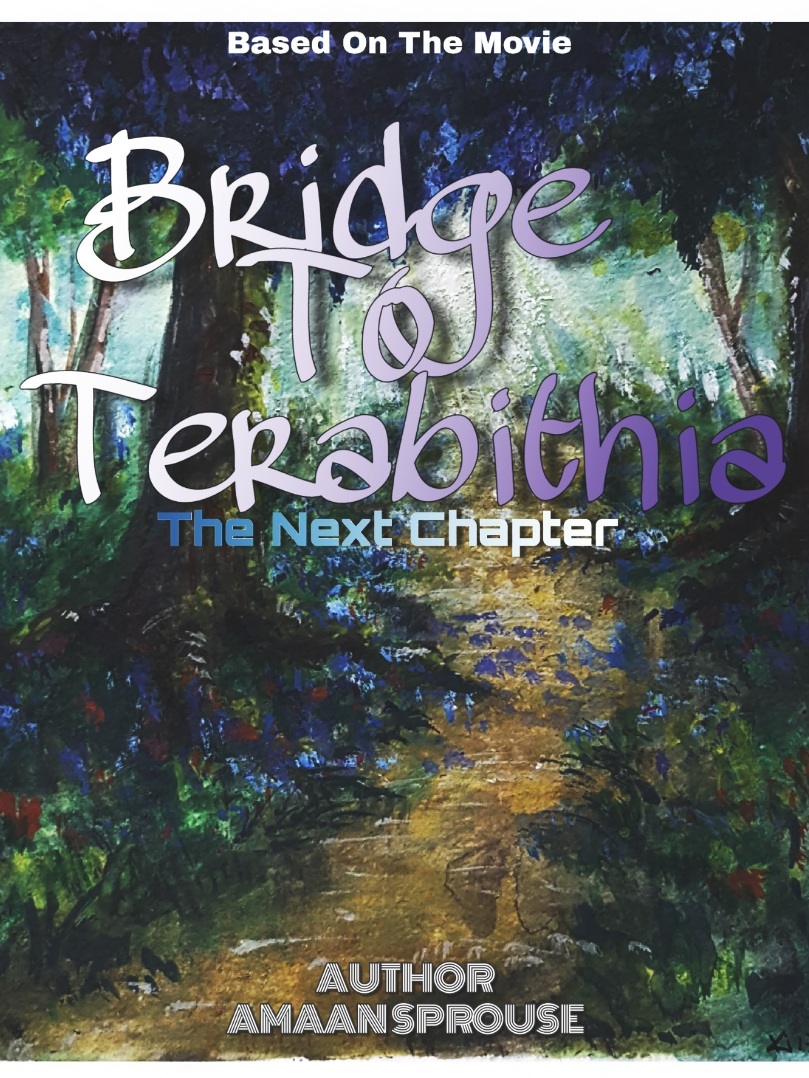 Bridge To Terabithia: Untold Story: Chapter 5, book by ASProuse