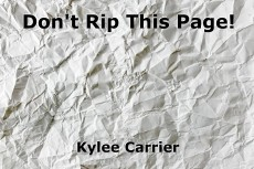 Don't Rip This Page!