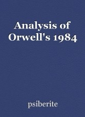 Analysis of Orwell's 1984