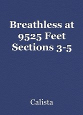 Breathless at 9525 Feet Sections 3-5