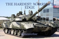 THE HARDEST: WARRIOR'S EDGE