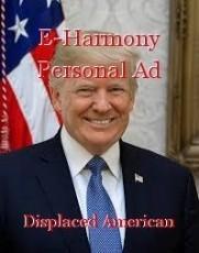 E-Harmony Personal Ad