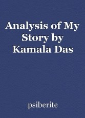 Analysis of My Story by Kamala Das