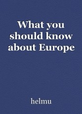 What you should know about Europe