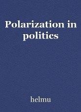 Polarization in politics