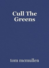 Cull The Greens