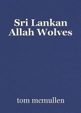 Sri Lankan Allah Wolves