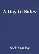 A Day In Sales