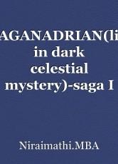 REAGANADRIAN(light in dark celestial mystery)-saga I