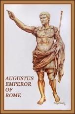 AUGUSTUS - EMPEROR OF ROME