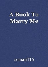 A Book To Marry Me