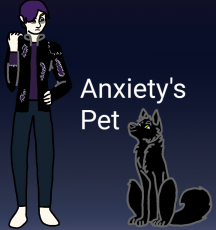 Anxiety's Pet